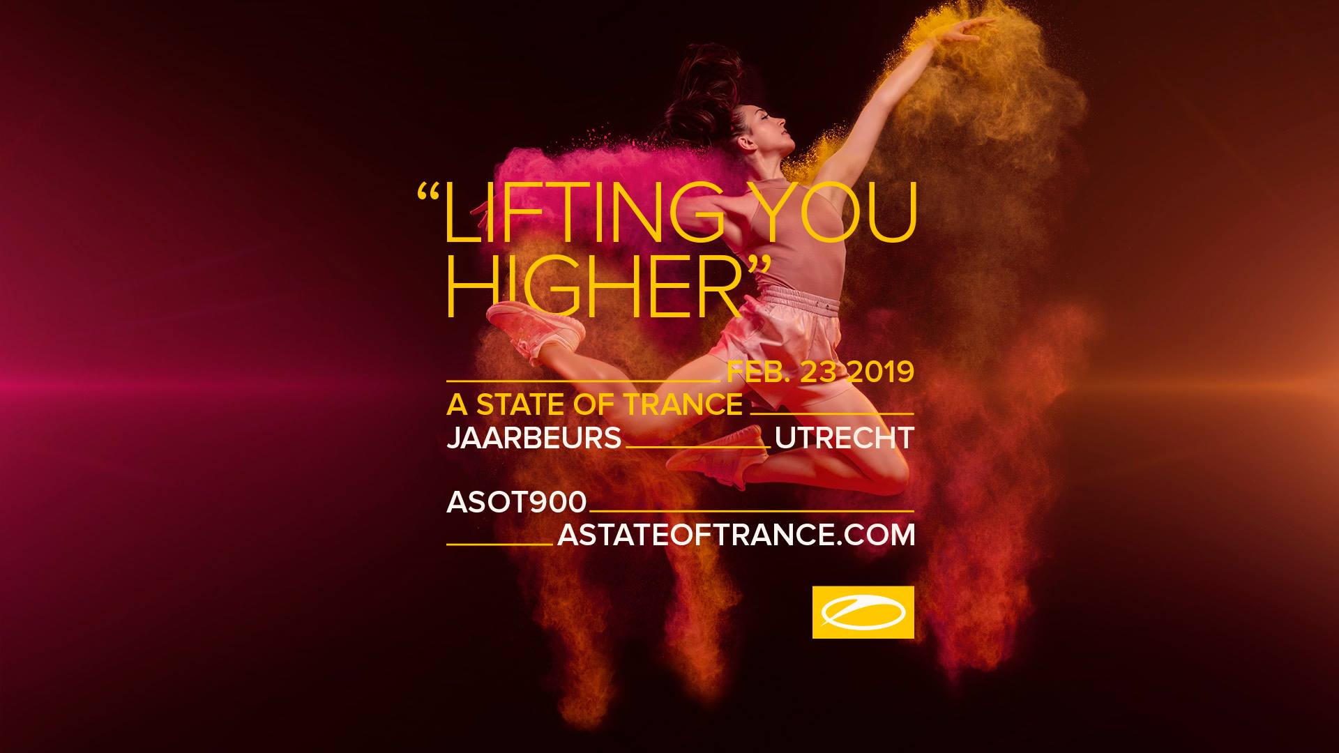 A State of Trance 900 Utrecht